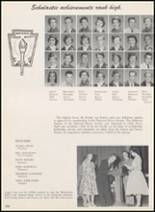 1956 Thomas Jefferson High School Yearbook Page 206 & 207