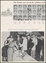 1956 Thomas Jefferson High School Yearbook Page 218 & 219