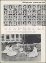 1956 Thomas Jefferson High School Yearbook Page 220 & 221