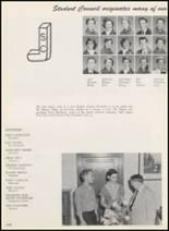 1956 Thomas Jefferson High School Yearbook Page 222 & 223