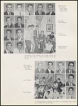 1956 Thomas Jefferson High School Yearbook Page 242 & 243