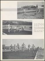 1956 Thomas Jefferson High School Yearbook Page 266 & 267
