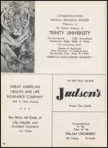 1956 Thomas Jefferson High School Yearbook Page 300 & 301