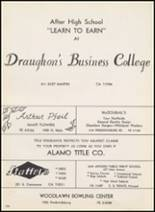 1956 Thomas Jefferson High School Yearbook Page 310 & 311