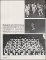 1984 Churchill County High School Yearbook Page 24 & 25