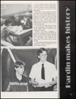 1984 Churchill County High School Yearbook Page 36 & 37