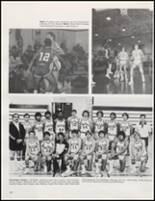1984 Churchill County High School Yearbook Page 38 & 39