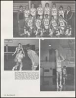 1984 Churchill County High School Yearbook Page 40 & 41