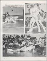 1984 Churchill County High School Yearbook Page 46 & 47
