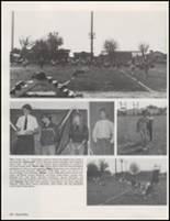 1984 Churchill County High School Yearbook Page 62 & 63