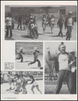 1984 Churchill County High School Yearbook Page 70 & 71
