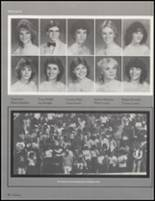1984 Churchill County High School Yearbook Page 86 & 87