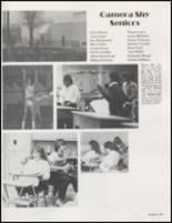 1984 Churchill County High School Yearbook Page 92 & 93