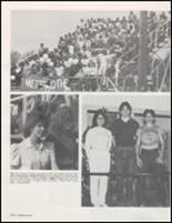1984 Churchill County High School Yearbook Page 104 & 105