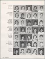 1984 Churchill County High School Yearbook Page 110 & 111
