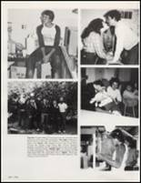 1984 Churchill County High School Yearbook Page 142 & 143