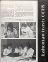 1984 Churchill County High School Yearbook Page 150 & 151