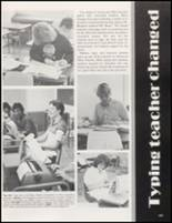 1984 Churchill County High School Yearbook Page 168 & 169