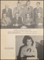 1952 Jacksboro High School Yearbook Page 12 & 13