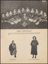 1952 Jacksboro High School Yearbook Page 28 & 29