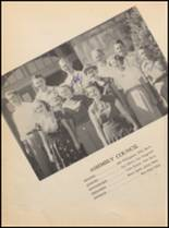 1952 Jacksboro High School Yearbook Page 34 & 35