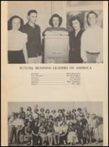1952 Jacksboro High School Yearbook Page 36 & 37