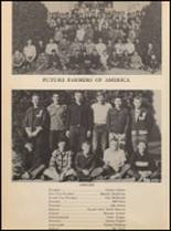 1952 Jacksboro High School Yearbook Page 38 & 39
