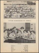 1952 Jacksboro High School Yearbook Page 42 & 43