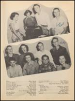 1952 Jacksboro High School Yearbook Page 44 & 45
