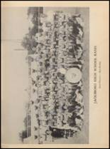 1952 Jacksboro High School Yearbook Page 46 & 47