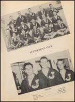 1952 Jacksboro High School Yearbook Page 50 & 51