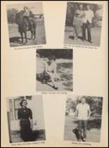 1952 Jacksboro High School Yearbook Page 66 & 67