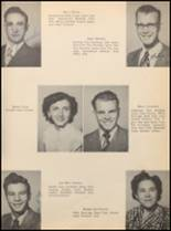 1952 Jacksboro High School Yearbook Page 68 & 69