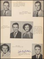 1952 Jacksboro High School Yearbook Page 70 & 71