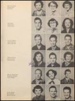 1952 Jacksboro High School Yearbook Page 74 & 75
