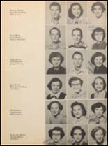 1952 Jacksboro High School Yearbook Page 76 & 77