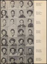 1952 Jacksboro High School Yearbook Page 82 & 83