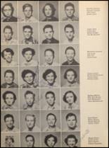 1952 Jacksboro High School Yearbook Page 84 & 85