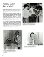 1965 Greenville High School Yearbook Page 20 & 21