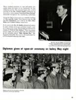 1965 Greenville High School Yearbook Page 24 & 25
