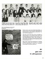 1965 Greenville High School Yearbook Page 32 & 33