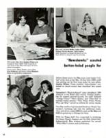 1965 Greenville High School Yearbook Page 38 & 39