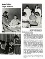 1965 Greenville High School Yearbook Page 40 & 41