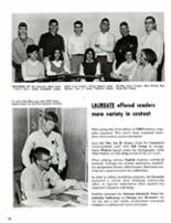 1965 Greenville High School Yearbook Page 42 & 43
