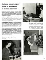 1965 Greenville High School Yearbook Page 54 & 55