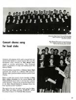 1965 Greenville High School Yearbook Page 66 & 67