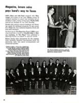 1965 Greenville High School Yearbook Page 70 & 71