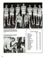1965 Greenville High School Yearbook Page 90 & 91