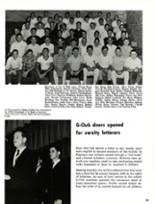 1965 Greenville High School Yearbook Page 96 & 97