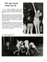 1965 Greenville High School Yearbook Page 100 & 101